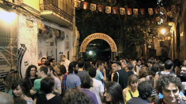 Reskate tubo Zaragoza 6º Asalto Festival