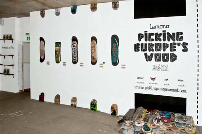 Reskate exhibiton at Bright Trade Show