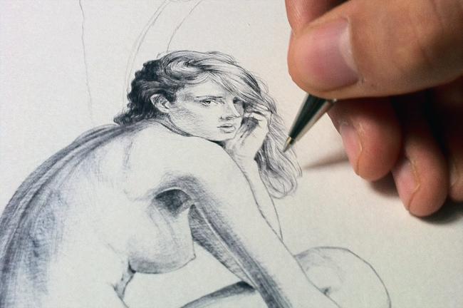 making of maig by Chamo San & Denisse García