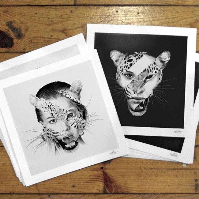 Print series gatera
