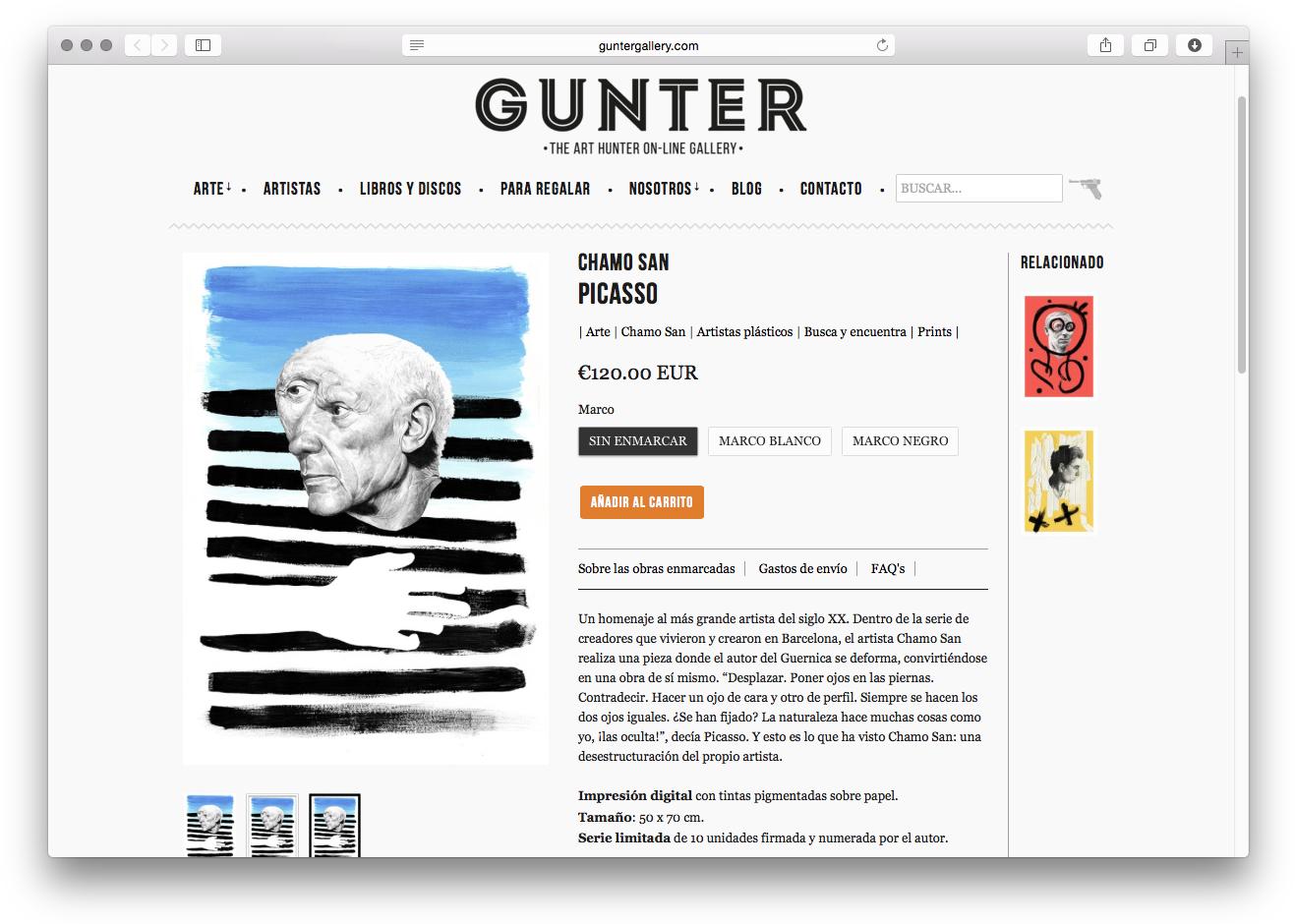 Gunter artists