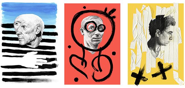 Artistes de Barcelona per Chamo San