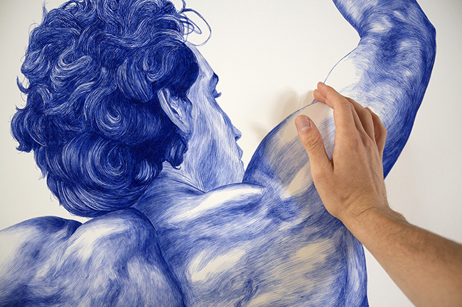 Ballpoint pen Project by Chamo San