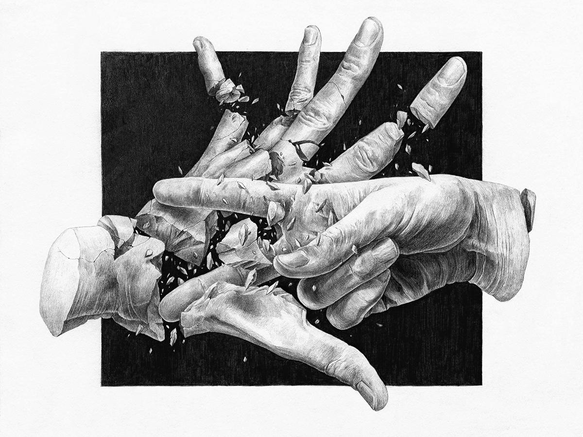 Paper & Scissors by Chamo San